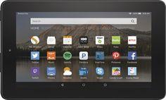 "Popular on Best Buy : Amazon - Fire - 7"" Tablet - 8GB - Black"