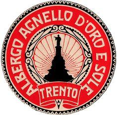 Beer Label Design, Luggage Labels, Italy Art, Travel Sketchbook, Travel Album, Vintage Hotels, Vintage Travel Posters, Vintage Luggage, Old Ads