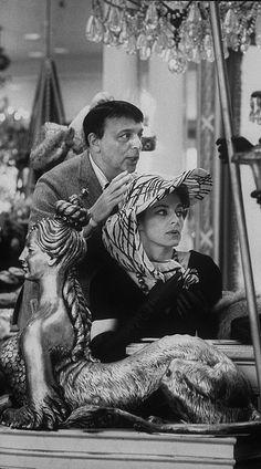 April 1962 #millinery #hats #headwear by Mr. John