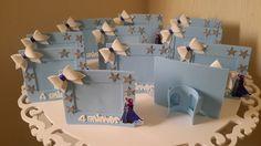 Lindo e encantador enfeite de mesa confeccionado em eva. Imagem em papel fotografico brilhante de alta qualidade  Ótimo para centro de mesa para 4, 6 ou 8 lugares.  Fazemos todas as cores e temas, consulte nos  pode ser personalizado com o nome da criança, acrescimo de 0,15 por letra    Medidas: ...