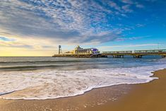 England in Pictures: 20 Beautiful Places to Photograph | PlanetWare Bournemouth, Houses Of Parliament London, Travel Around The World, Around The Worlds, Costa, British Seaside, British Country, British Isles, Pictures Of England