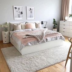 Home Interior Living Room .Home Interior Living Room Living Room Interior, Home Decor Bedroom, Living Room Decor, Bedroom Inspo, Bedroom Rugs, Bedroom Furniture, Bedroom Ideas Grey, White Furniture, Bedroom Ideas For Small Rooms Women