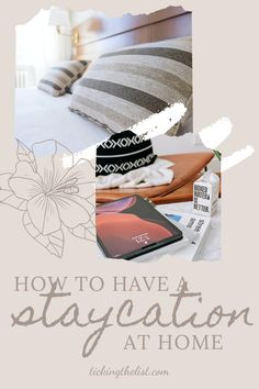 While we are for the most part avoiding overseas travel, that's not to say we can't have an epic staycation in our own home. Read how here.