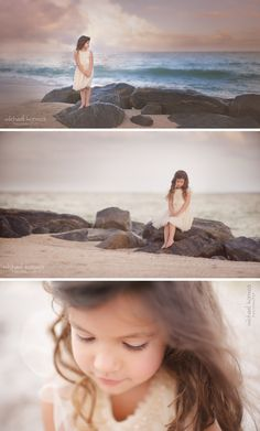 Llifestyle child model beach photography  captured by NYC and San Diego photographer Michael Kormos