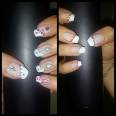 Jewelry nails