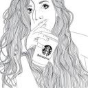Drawing girl black and white art drawings best of art black white drawing girl outlines image Tumblr Girl Drawing, Tumblr Drawings, Tumblr Art, Tumblr Girls, Easy Drawings, Outline Images, Outline Art, Black And White Drawing, White Art