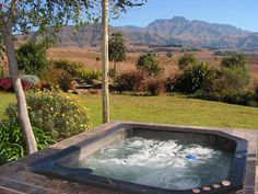 Ama Casa Self Catering Cottages - Winterton, South Africa Self Catering Cottages, Africa Travel, South Africa, Road Trip, Outdoor Decor, Hot Tubs, Tips, Houses, Advice