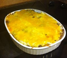 My Irresistable Sheppards Pie recipe that I won a chef's dinner @Nancy Maggiano's in 2011 at Pointe Orlando with my family.. My family & friends love it & I hope you do also! Cassi <3
