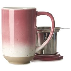 Learn more about Deep Pink Speckled Nordic Mug. Get all the information you need about Deep Pink Speckled Nordic Mug at DAVIDsTea Tea Gift Sets, Tea Gifts, Davids Tea, Loose Leaf Tea, Iced Tea, Tea Mugs, Kitchen Hacks, Scandinavian Design, Matcha