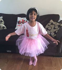 """We watched and danced to #Ballerina film - we loved it and there were some wonderful comments from the kids including """" Wow! That's a lovely movie, mom!"""" , """" How do they make such brilliant movies mom!?"""" """" I can watch it gazillion times and I will still not be bored""""….. And there were amazing dance moves too."""