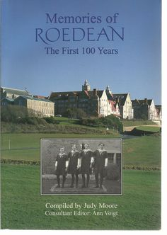 Memories of Roedean: The First Hundred Years by Judy Moore (Paperback, for sale online One Hundred Years, The One, Schools, Memories, Sea, History, Books, Memoirs, Souvenirs
