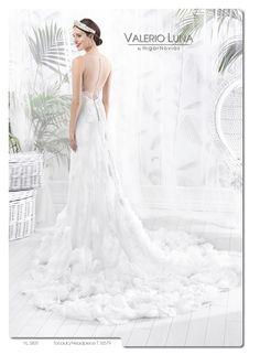 Vestido de Novia de Valerio Luna - VL 5831