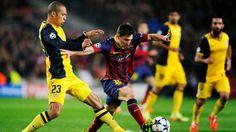 RADIO    CORAZON     DEPORTIVO: UEFA CHAMPIONS LEAGUE: EL CALDERÓN DICTARA SENTENC...