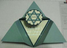 Jewish Star Card Tutorial