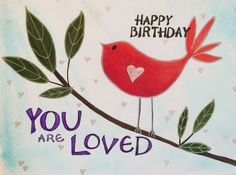 Get a FREE 5x7 UP Card and spread the love. It's easy:  1.  Like SeeSky Designs on Facebook. 2.  Favorite my Etsy shop at www.seeskydesigns.etsy.com  THAT'S IT!   Now message me with this information:  1.  Which card you want: Birthday, Thanks or Trust. (colors will vary).  2.  Your email address and mailing address.   I will mail the card to you. Each card is designed on 5x7 mixed media paper and comes with an envelope. Designs are hand lettered and created with watercolor and ink.