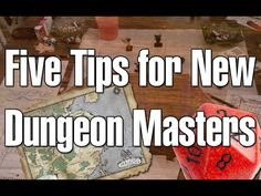A video of the tools I use to help me easily prepare for open-ended improvised Dungeons and Dragons games. See more at http://slyflourish.com/