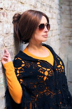PDF Pattern OOAK crochet pattern poncho wrap Crochet shawl pattern Crochet cape pattern Womens hippie festival clothing DIY gift for mom
