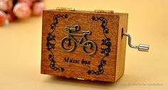 Retro Wooden Hand Crank Music Box (Castle in the Sky Tune) Musical Instruments 4951303 - https://xtremepurchase.com/TechStore/2016/09/01/hobbies-toys-musical-instruments-4951303/
