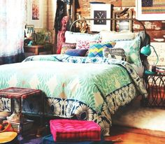 Eclectic cabin