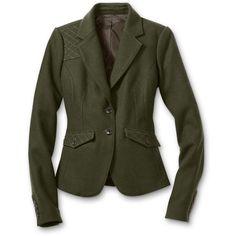 Amazon.com: Eddie Bauer Wool Shooting Jacket: Clothing