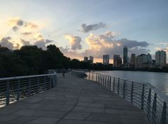 Looking for a spot to sweat out your Saturday night? Or just squeeze in some quick cardio after work? Austin is sprinkled with plenty of trails where you can run, walk, hike, or bike–without even traveling outside the city limits. Take advantage and enjoy Mother Nature's good vibes!