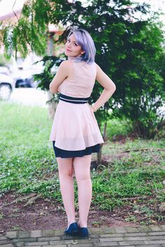 Pretty in pink | Cute outfit | Jess Vieira