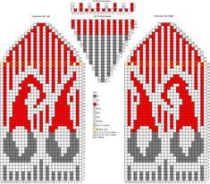 Жаккардовое Вязание Babby Crochet C Crochet - Diy Crafts Knitted Mittens Pattern, Fair Isle Knitting Patterns, Knitting Charts, Knit Mittens, Knitting Socks, Baby Knitting, Diy Crafts Crochet, Knitting Accessories, Knitting Projects