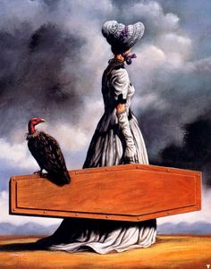 Rafal Olbinski's works are included in the collections of the Museum of Modern Art, the Carnegie Foundation in New York,and National Arts Club in New York.