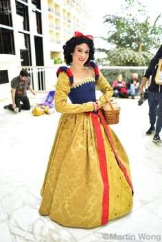 Ren Snow White #Cosplay at Katsucon 2015 | Ph: Martin Wong
