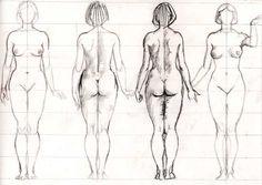 Dicas de desenho – anatomia
