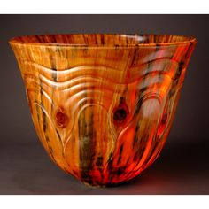 Gorgeous pine vessel by Big Island craftsman Ralph Michaelis.  Light shines through it.  Amazing.  At our Kings' Shop Waikoloa store 808-886-0696