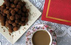 Słodkie trufle bez cukru i tłuszczu! | Zdrowe Przepisy Pauliny Styś