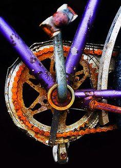 Rusty Bike.@Jorge Martinez Martinez Cavalcante (JORGENCA)