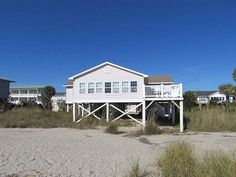 Edisto Realty - Bridges to the Sea - Beachfront - Edisto Island, SC