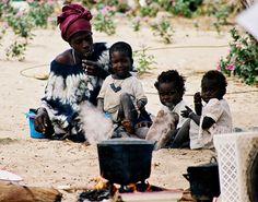 Vie au Village, Sénégal. Photo by ichauvel, via Flickr