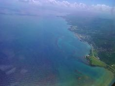 Flight into Jamaica June 2010...Gorgeous :)