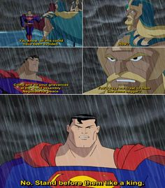 Quotes from Justice League Animated Series