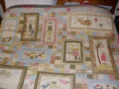 An Angel Story Quilt