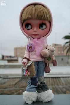 Blythe are expensive, but I like them!!!