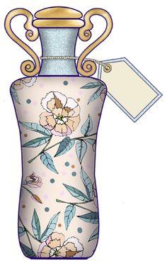 ArtbyJean - Bottles: *PERFUME BOTTLES - Tagged