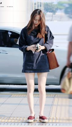 160703 f(x) Krystal | Incheon Airport to Shanghai