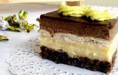 Torte Recepti, Kolaci I Torte, Sweet Recipes, Cake Recipes, Dessert Recipes, Posne Torte, Serbian Recipes, Serbian Food, Torte Cake