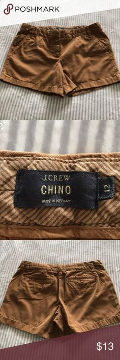 J Crew shorts J Crew shorts in great pre loved condition- 3 inch inseam J. Crew Shorts