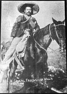 """Pancho Villa (Doroteo Arango Arámbula) // """"Primero pago a un maestro que a un general"""" // """"Los ejércitos son los más grandes apoyos de la tiranía"""".// """"No me dejen morir así, digan que dije algo""""."""