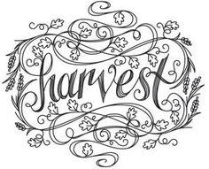 Calligraphic Harvest_image