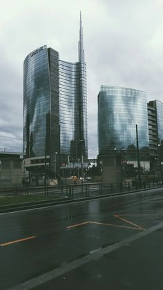 Rainy day in Milan ☔