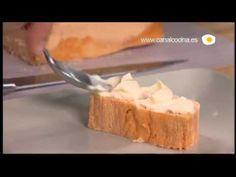 Cocinamos contigo Receta de Pastel de salmón y gambas