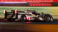 LE MANS: Audi Retains Pole For LM24