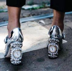 I N S P I R E // Monday shoe love via @soso_and_sadie // @dolcegabbana Reposted Via @kwhbridal