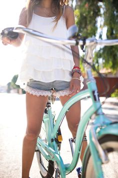Cool summer outfits inspiration, you wil love these looks :) Song Of Style, Style Me, Hair Style, Outfits Inspiration, Style Inspiration, Moda Outfits, Cute Outfits, Outfits Tipps, Moda Barcelona